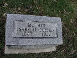 Isabelle <I>Cook</I> Poyner