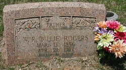 "William Robert ""Billie"" Rogers"
