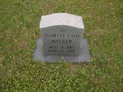 Isabelle <I>Cato</I> Walker