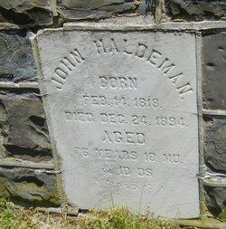 John Haldeman, III