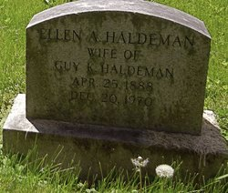 Ellen A. Haldeman