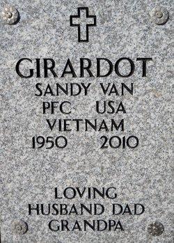 Sandy Van Girardot