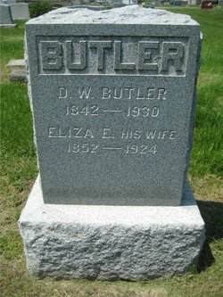 Elizabeth Ellen <I>Nesbitt</I> Butler