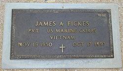 James Aaron Fickes