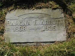 Ramona Elizabeth Abbott