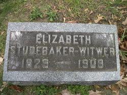 Elizabeth <I>Studebaker</I> Witwer