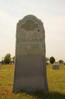 Dora Elizabeth <I>Loyd</I> Loggains