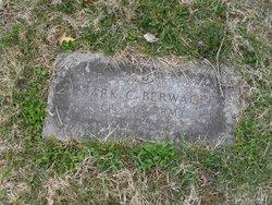 Clark Charles Berwager