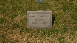 Golden Mabel <I>Yarrison</I> Tarman