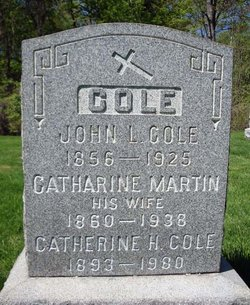 Catherine H Cole