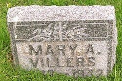 Mary A. Villers