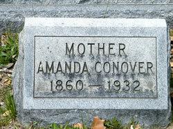 """Amanda """"Mandy"""" <I>Loder</I> Conover"""
