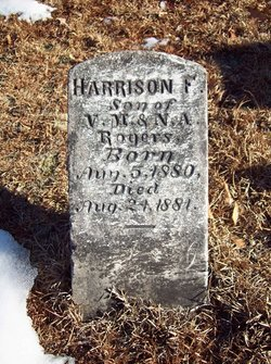 Harrison Floyd Rogers