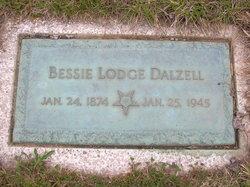 Bessie E. <I>Lodge</I> Dalzell