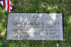 Christopher J Kearney