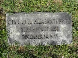 Charlotte Pleasants Price