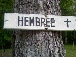 Hembree Cemetery AEC #10