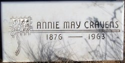 Annie May <I>Turney</I> Cravens