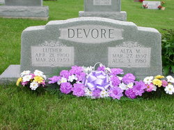 Luther DeVore