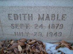Edith <I>Lemasters</I> Meinholtz