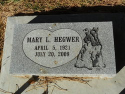 Mary Louise <I>Quintana</I> Hegwer