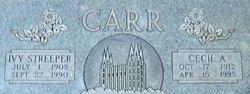 Cecil Alexander Carr