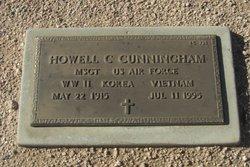 Howell C Cunningham