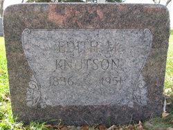 Edith Matilda <I>Hvammen</I> Knutson
