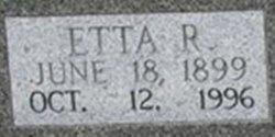 Etta R <I>Ellison</I> Kirkland