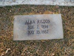 Alma L. Rigdon