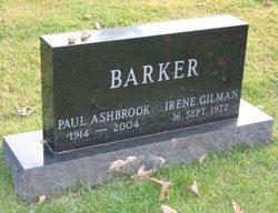 Paul Ashbrook Barker