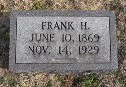 "Frank Hubert ""Bert"" Sherwood"
