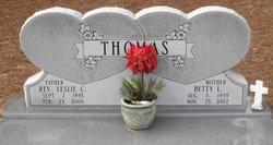 Betty Lois <I>Greene</I> Thomas