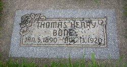 Thomas Henry Bone