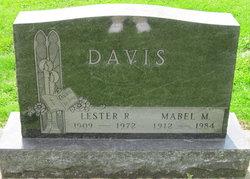 Lester Ralph Davis