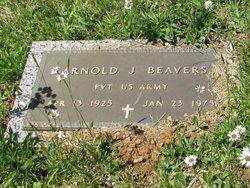 Arnold Jack Beavers