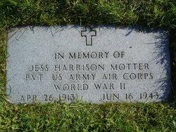Jess Harrison Motter