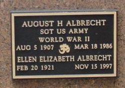 Ellen Elizabeth Albrecht