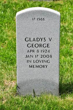 Gladys V. George