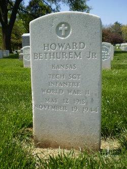 Howard Bethurem, Jr
