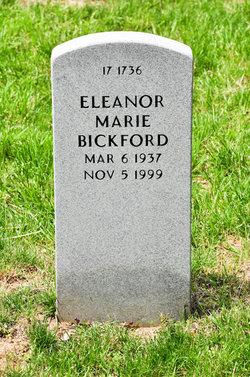 Eleanor Marie <I>Moore</I> Bickford