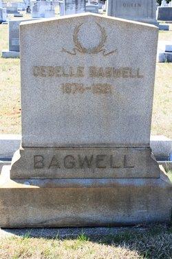 """Anna Cebelle """"Cebelle"""" <I>Timmerman</I> Bagwell"""