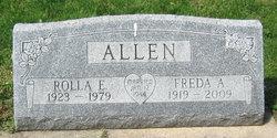 Freda Ann Allen