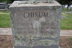 "Robert Claiborne ""Bob"" Chisum"