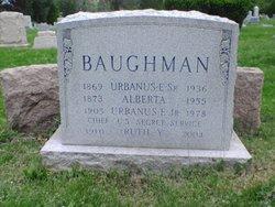 Urbanus Edmund Baughman, Sr
