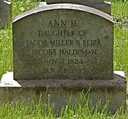 Ann Haldeman