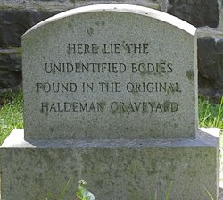 Unknown Haldemans