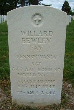 Willard Bewley Fay