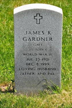 James K Gardner