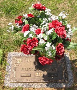 Alice D Adams